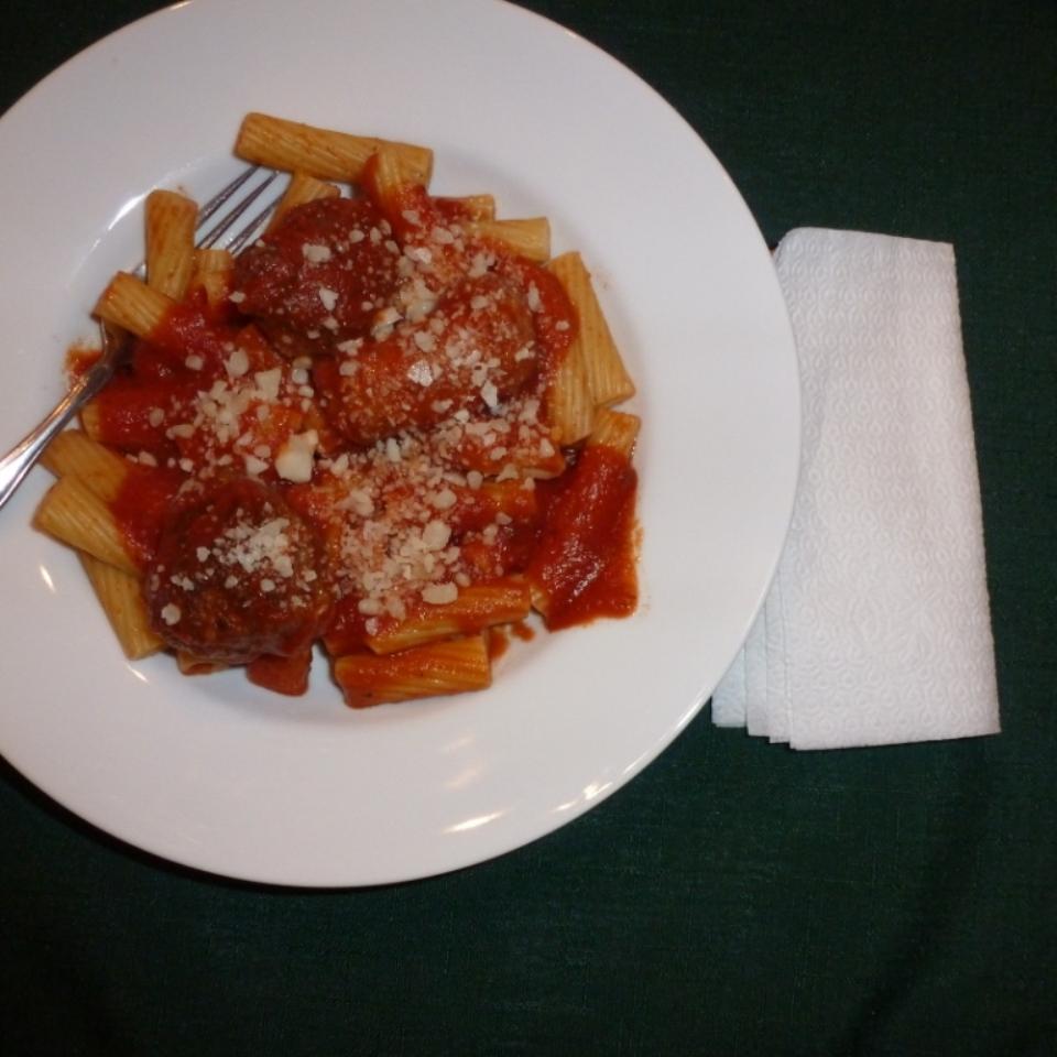 Marian's Pasta Sauce