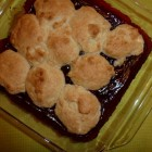 Mom's Quick Cherry Cobbler